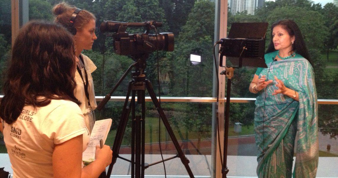 UN Women: Interview with Lakshmi Puri