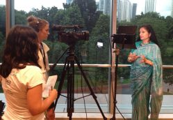 UN Women: Interview with Lakshmi Puri