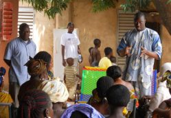 Empowering Women in Mali, Africa: Yeah Samaké