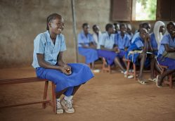Breaking All Barriers to Girls' Education