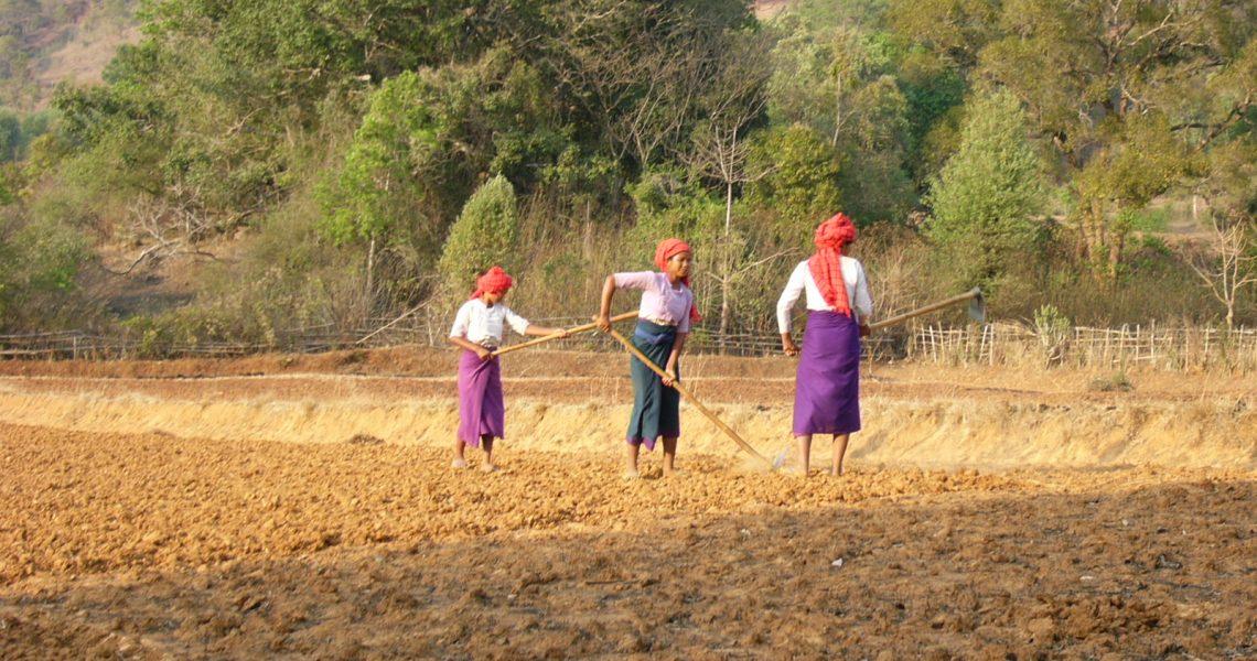 #LandMatters for Women