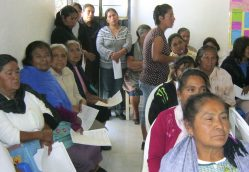 Mujeres Aliadas: Working for sexual and reproductive health in Mexico