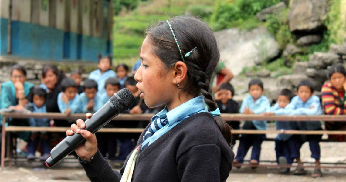 Educated, empowered and equal: Her Turn Program, Nepal