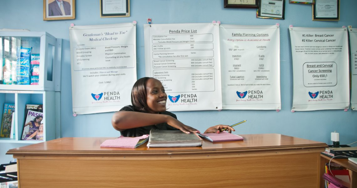 Penda Health: Benefits of For-Profit Family Planning
