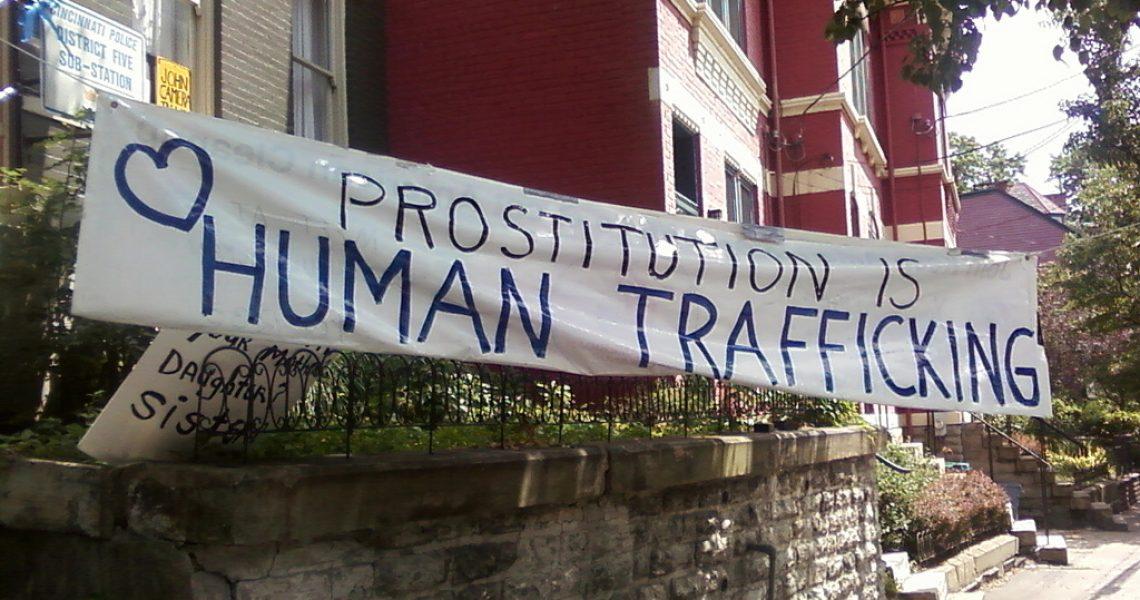 Human Trafficking in America's Backyard