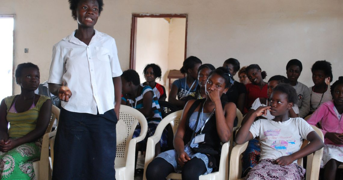 Girls must be central to the Post 2015 Agenda