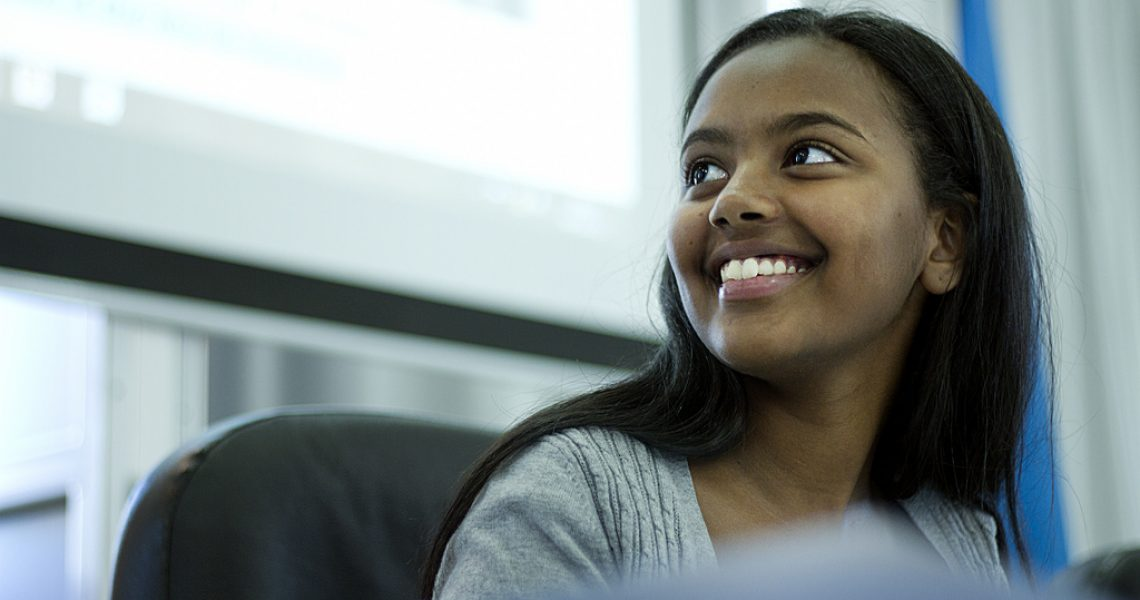 Women Who Inspire: Hannah Godefa