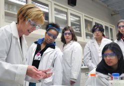 "Why We Must ""STEM"" the Glass Ceiling"