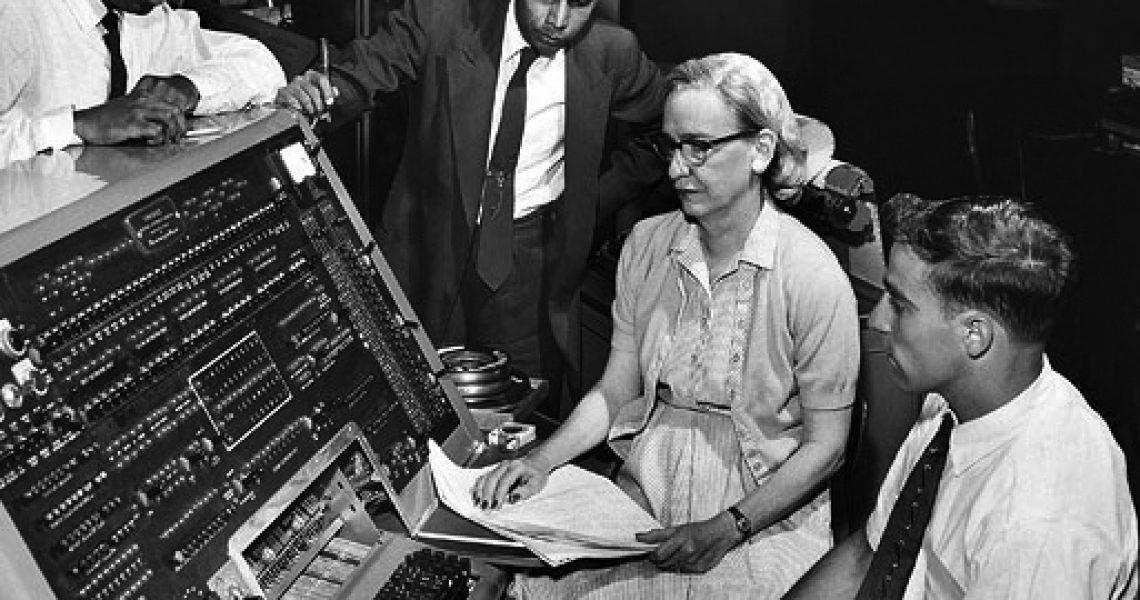 Grace Hopper: A Role Model for Girls in Tech
