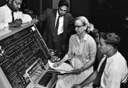 Grace Hopper: A Role Model for Girls in Tech