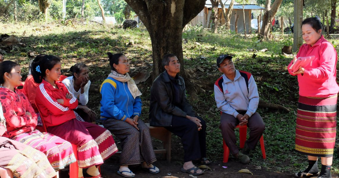 Laos: Midwives Wanted