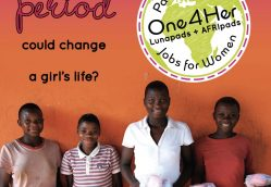Three Innovative Approaches to Celebrating Menstrual Hygiene