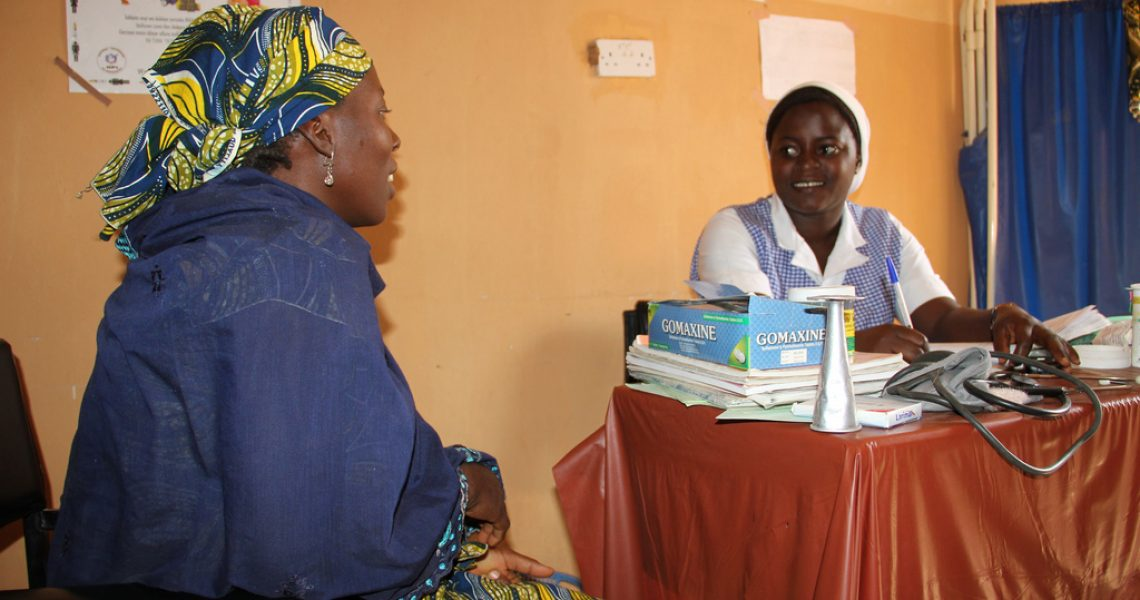 Speaking to Nigeria's Midwives