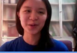 Speaking with Girls' Globe Bloggers!