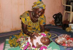 Midwives are the cornerstone to MDG 4 & 5 success