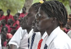 Science and Technology for Girls in South Sudan