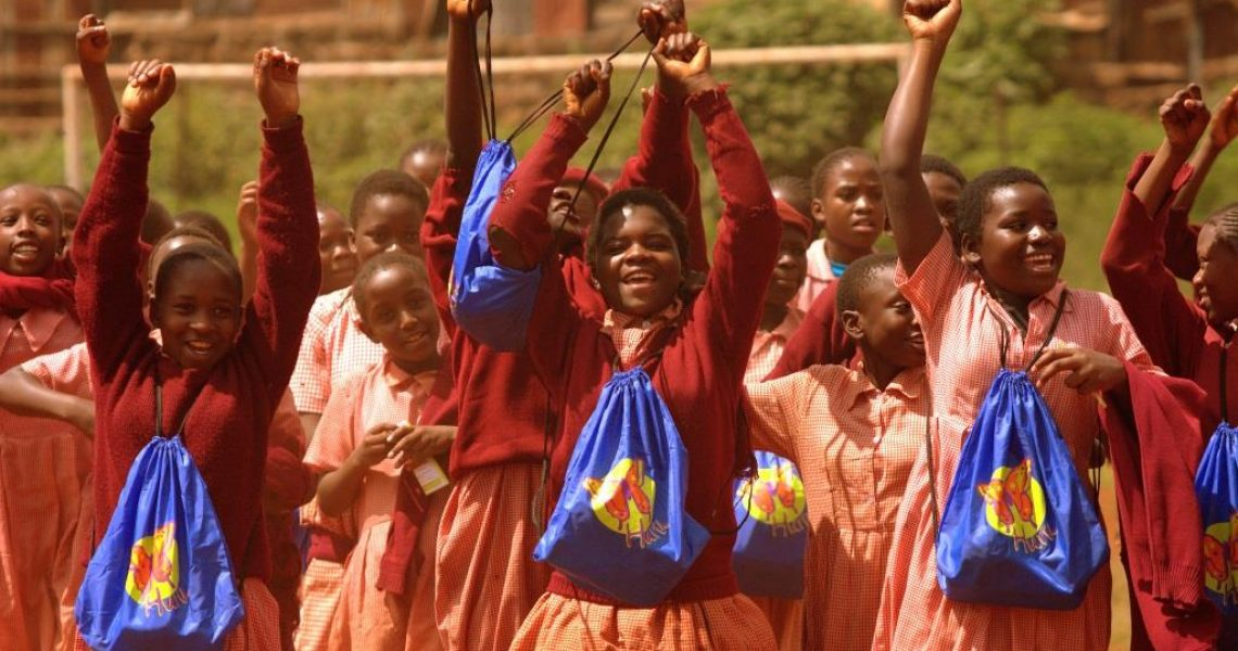 Huru International: Empowering Girls. Period.