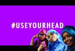 #UseYourHead To End Gender Based Violence