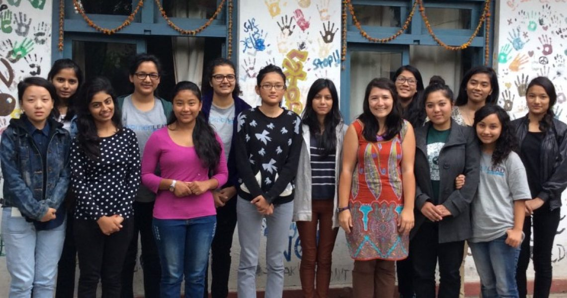 Blogging Empowers Young Women in Nepal!