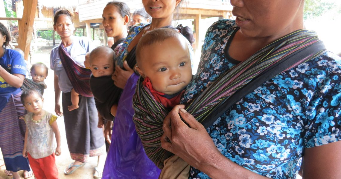 Give & Take: Working with Local Nurses to Make Birth Safer in Laos