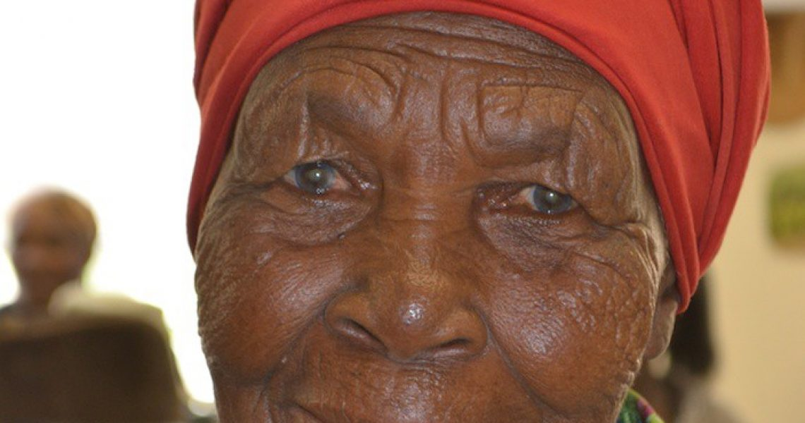 Eye Care for Lesotho's Caregivers