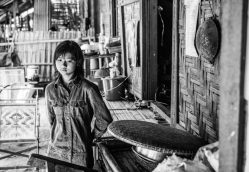 Girls in Myanmar's War: Where are their portrayals?