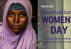 March 8th: Making the Status of Women and Girls a Priority