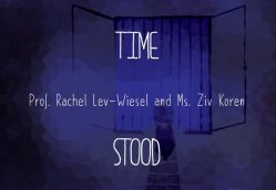 When Time Stood Still: A Story of Courage, Survival, and Healing