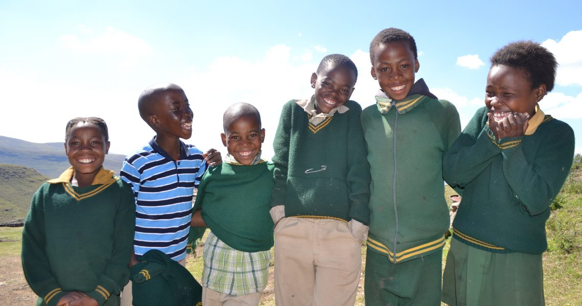 Help Lesotho Builds Local Capacity