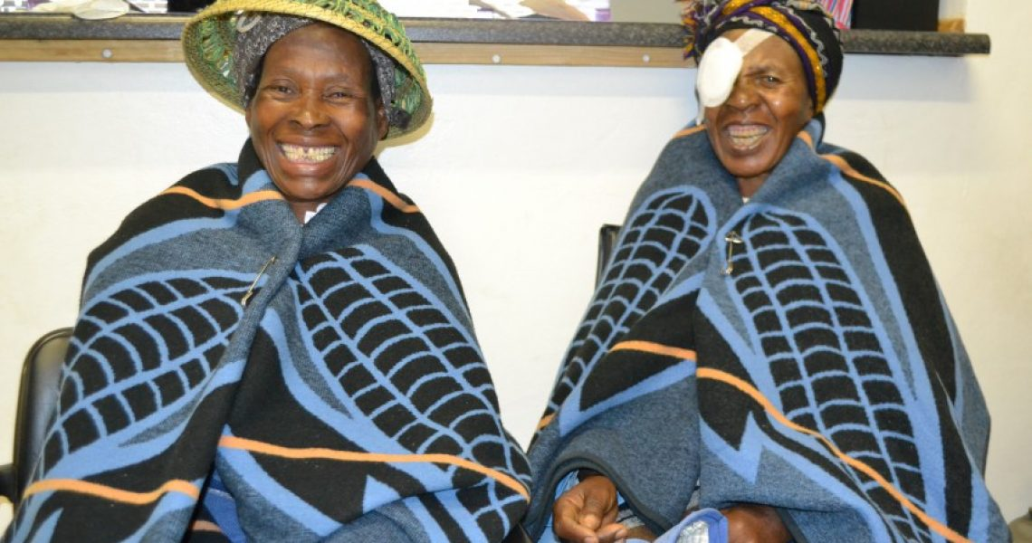 Renewed Vision for Lesotho's Forgotten Caregivers