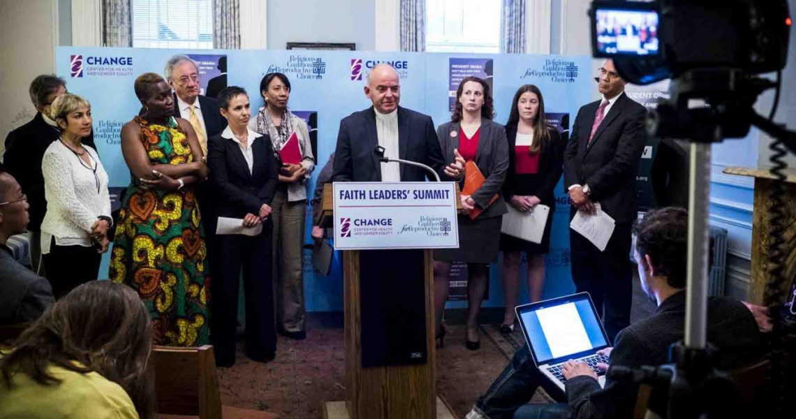 Faith Leaders, Advocates, Urge Obama to Break Barriers to Safe Abortion