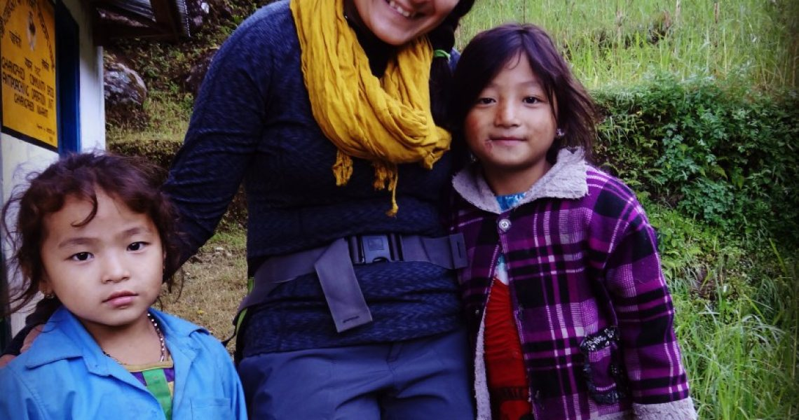 Keep Women and Girls in Nepal Safe