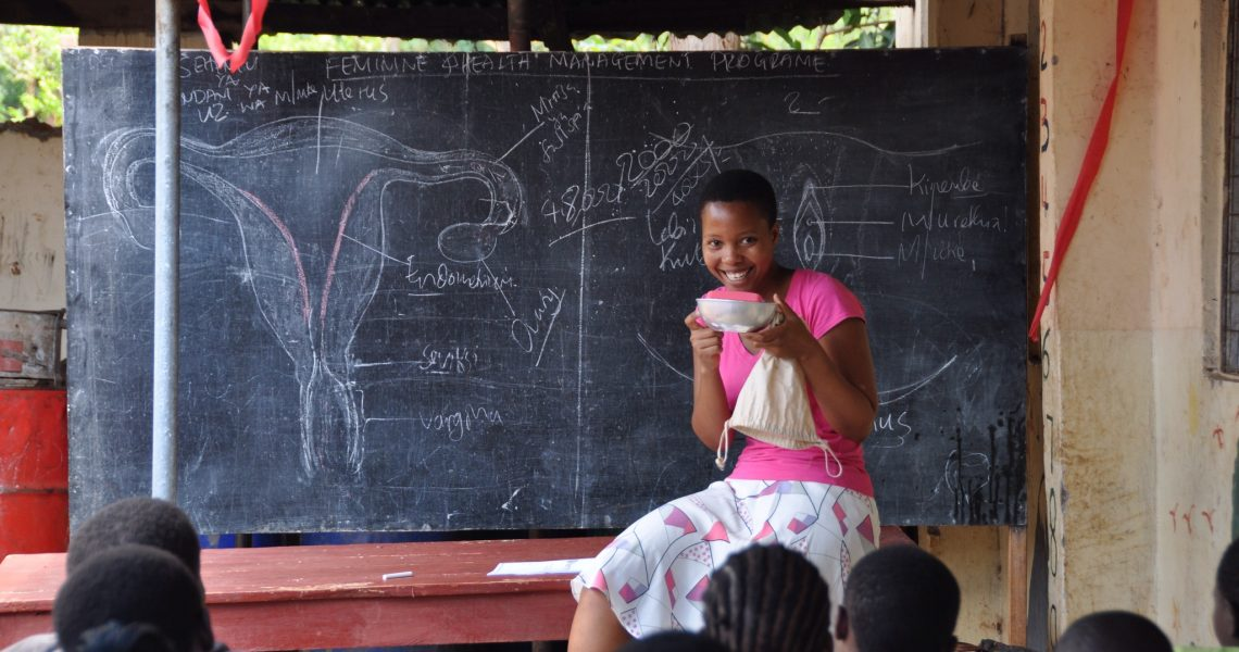 Creating Safe Spaces for Girls
