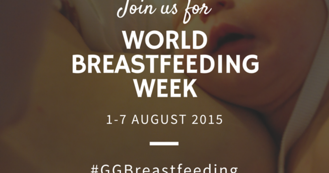 Let's Talk About Breastfeeding!