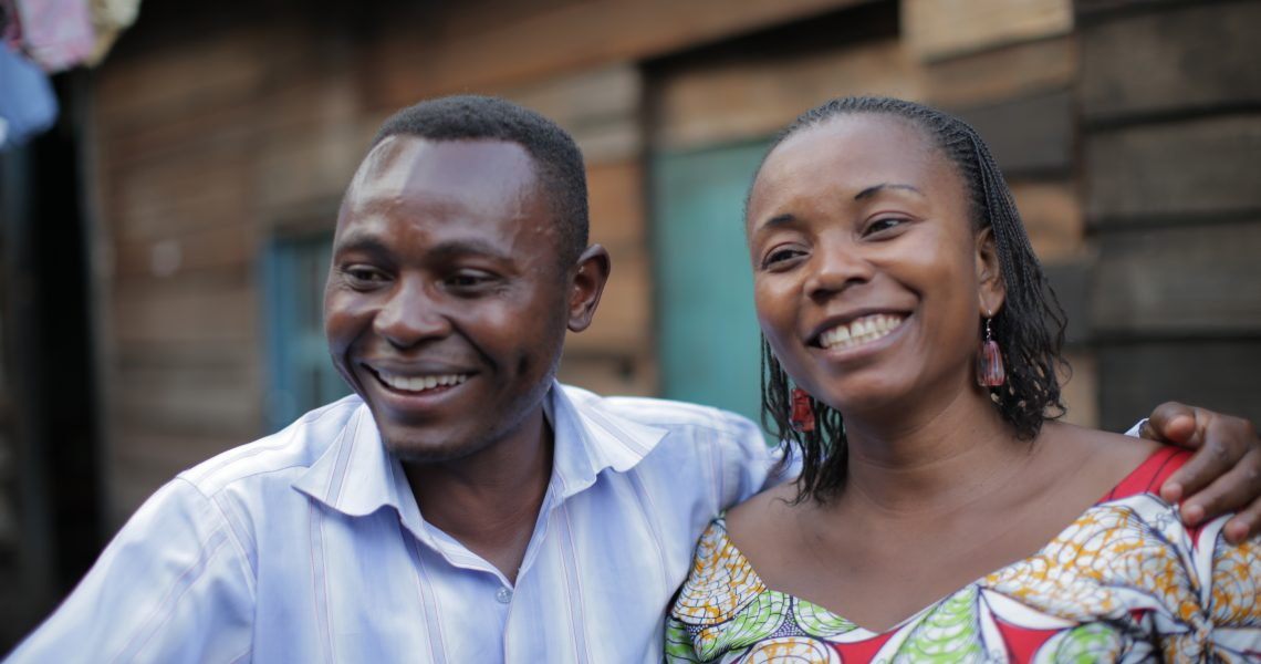 In DRC, Ending Sexual Violence in Conflict and at Home