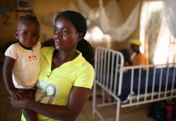 Teenage Mothers in Developing Countries Need Support
