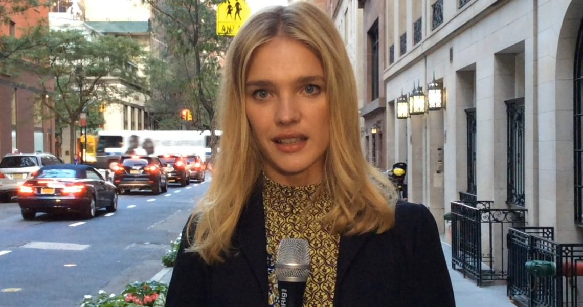 Little Actions, Big Difference: Natalia Vodianova unveils Elbi.com