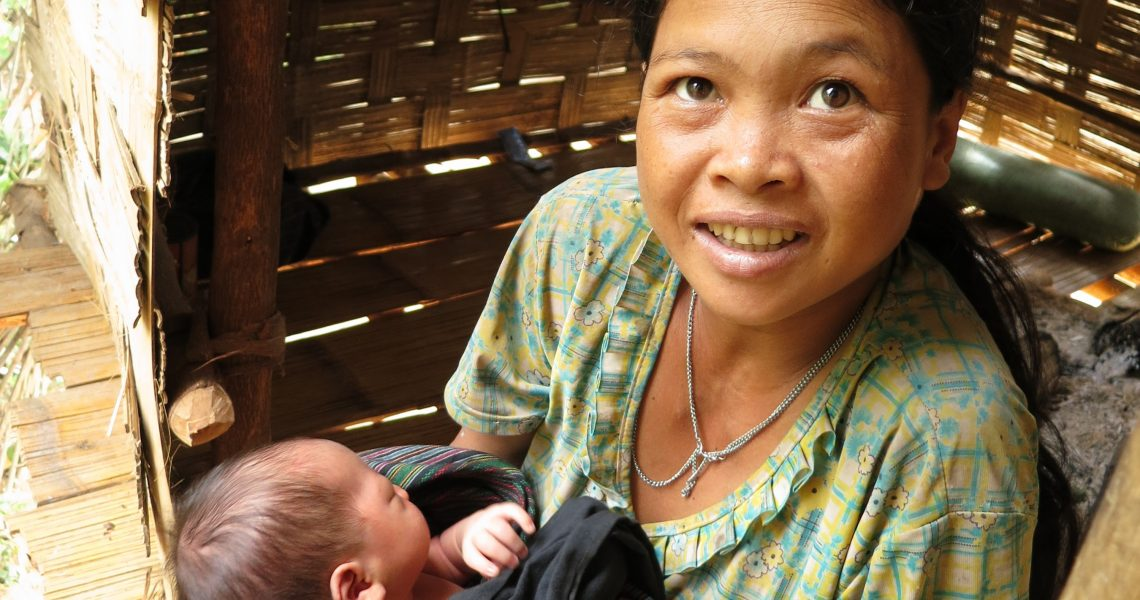 MDG 5: Moms still need our help, especially in rural areas