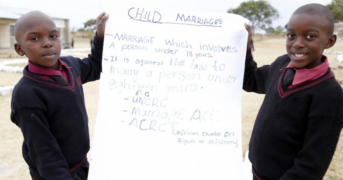 The Linkage Between Child Marriage and Maternal Health