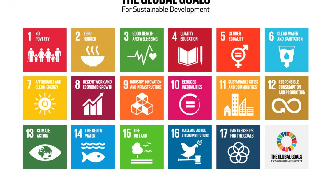 Global Goals: How exactly are we going to achieve them?