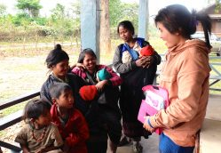 Promoting safe birth in remote areas of Laos