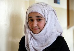 Girls: The Missing Reality of the European Refugee Crisis