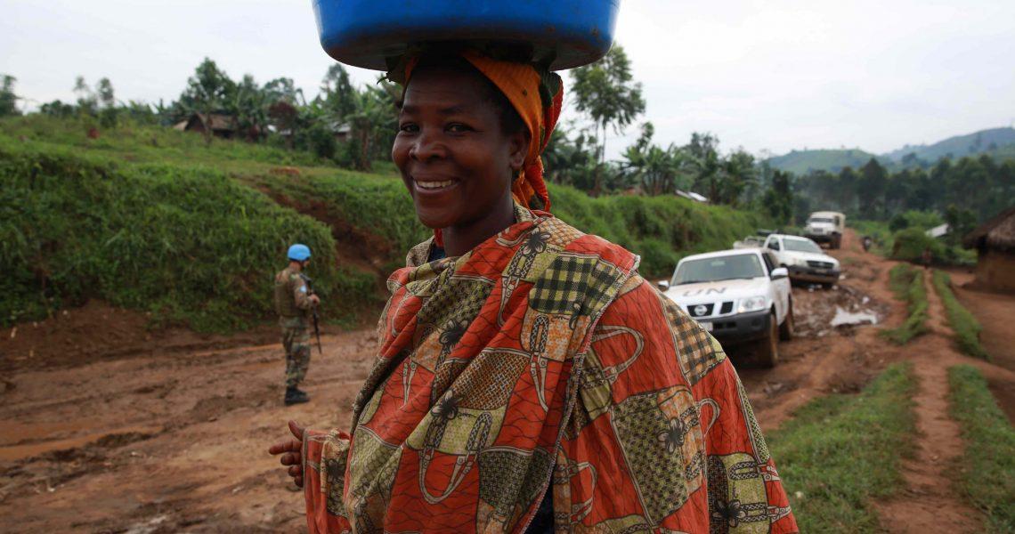 Women in the DR Congo: Standing in Solidarity