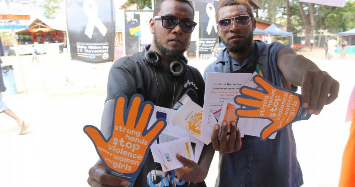 Ending GBV: Shifting The Narrative To The Men
