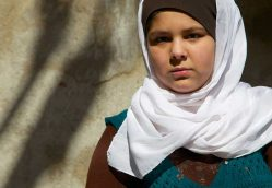 When girls become refugees