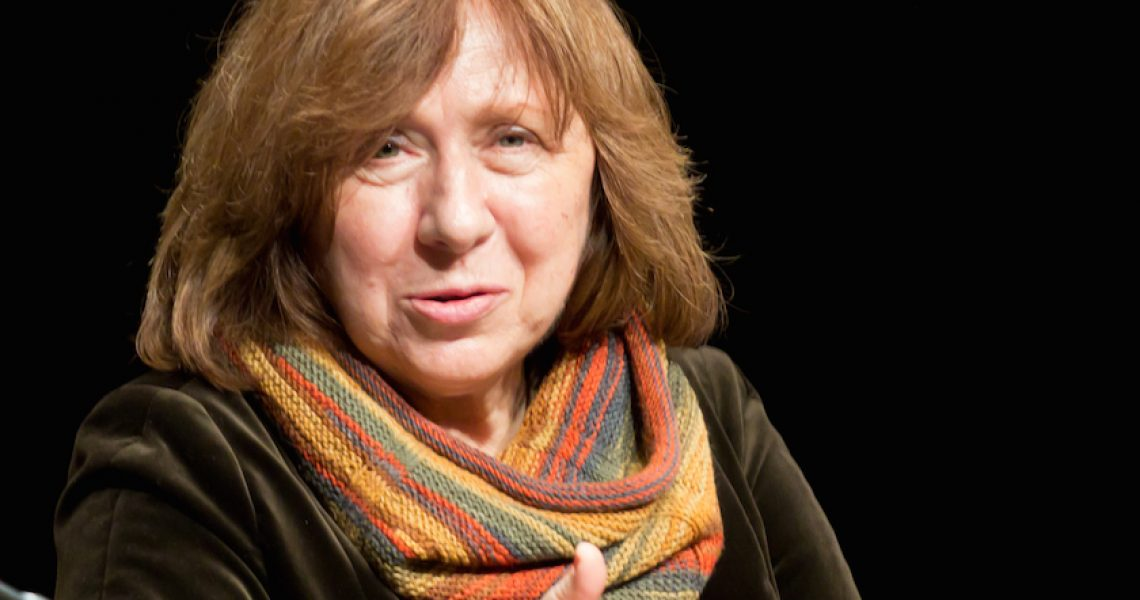 Svetlana Alexievich: Author, Activist and a Nobel Laureate