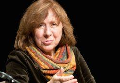 Svetlana Alexievich: Author, Activist and a Nobel Laureate