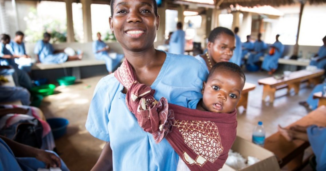 Equality for Mothers and Newborns on International Women's Day
