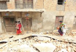 One Year Later, Girls' Voices Are As Critical as Ever In Nepal's Earthquake Recovery Efforts