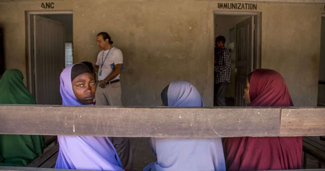 Life-Changing Surgery for Refugees in Kenya